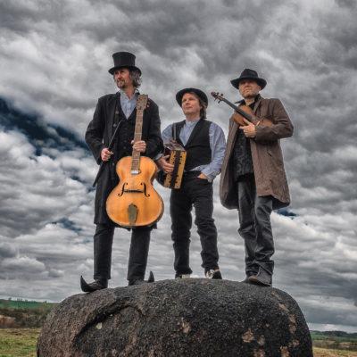 Pressefoto ABS Trio