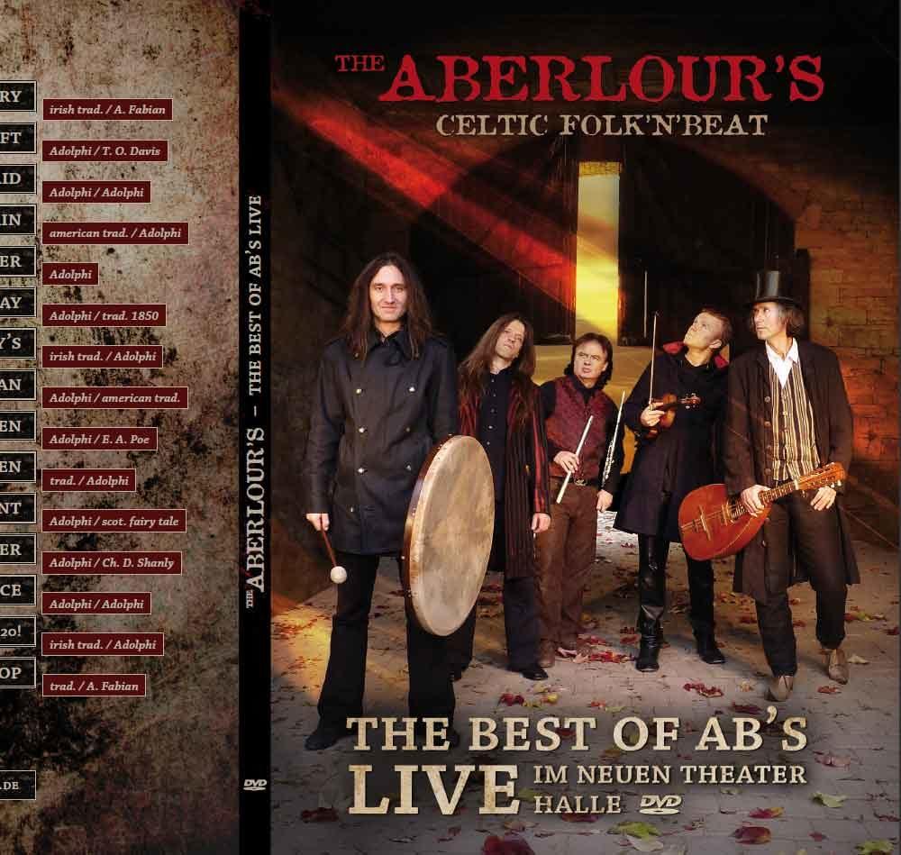 The Aberlours Live DVD