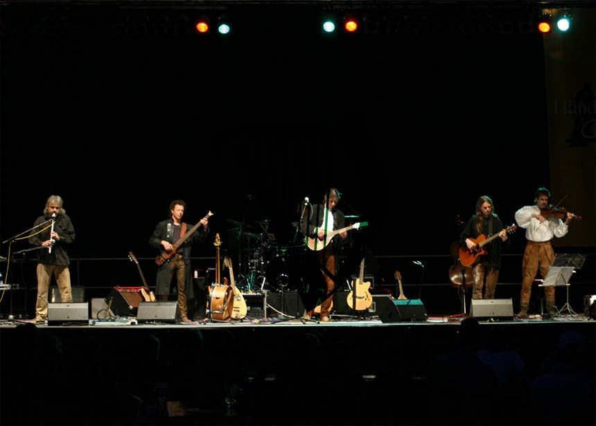 Irish Heartbeat Tour