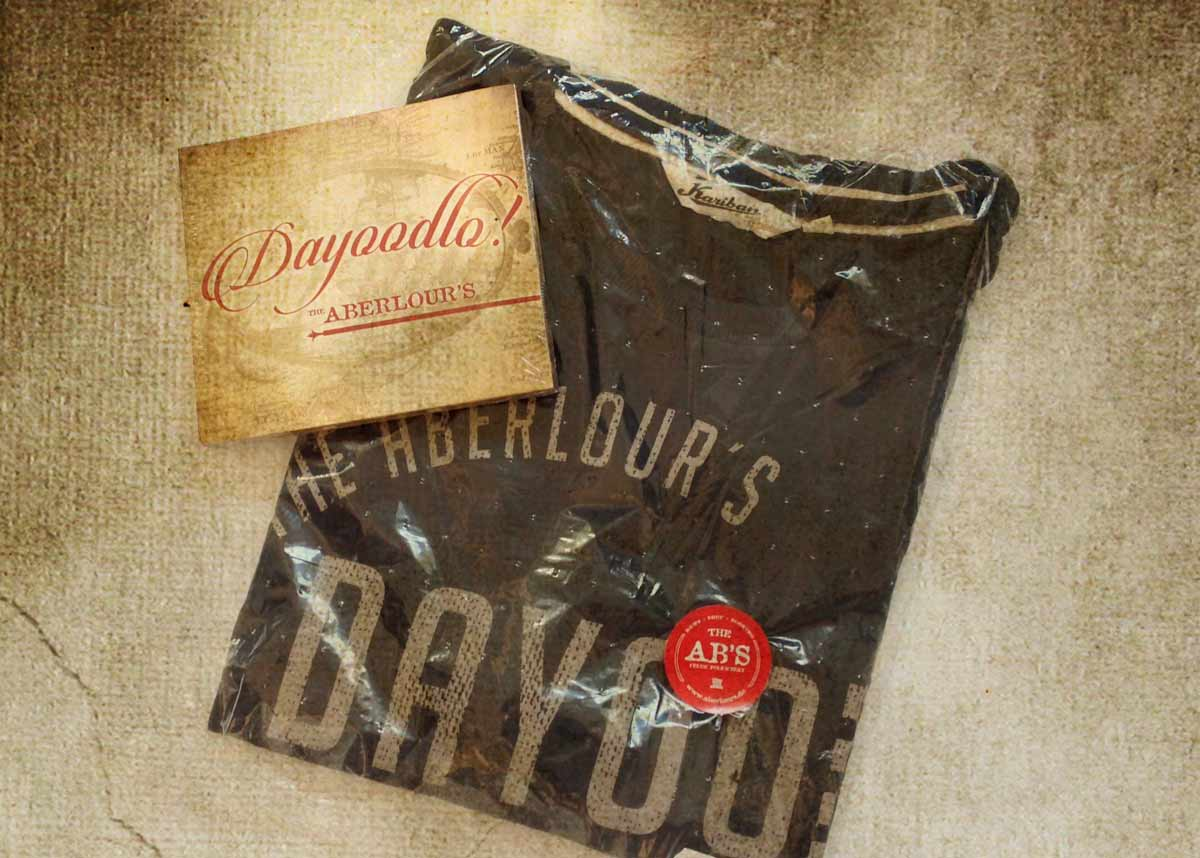 Bundle-CD & T-Shirt Aberlours