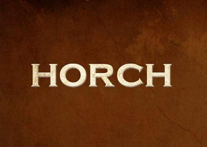 Vorschaubild Tourplan: HORCH