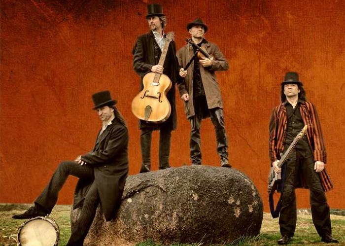 Vorschaubild Tourplan: ABS Quartett